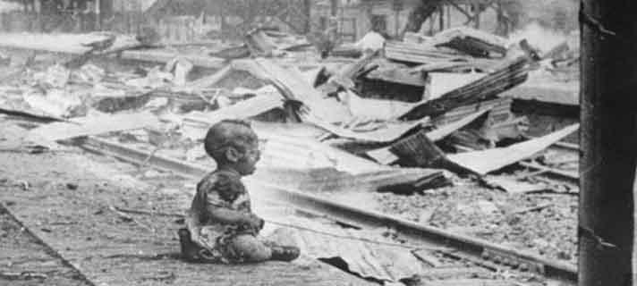 Foto Kemanusiaan Paling Menyentuh