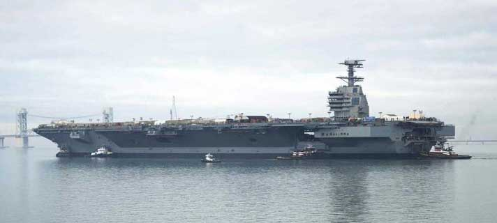 Kapal Perang Tercanggih Di Dunia