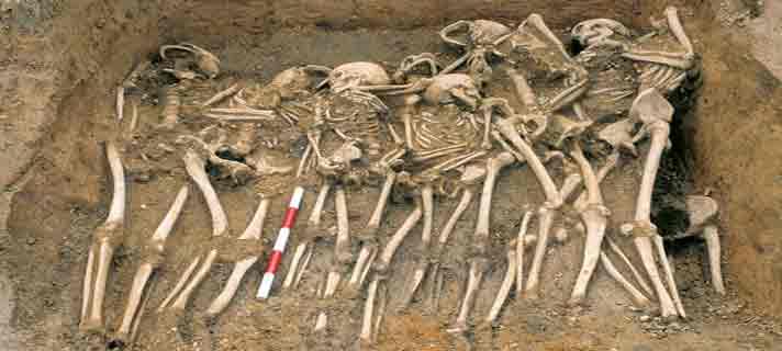Kuburan Massal Paling Mengerikan