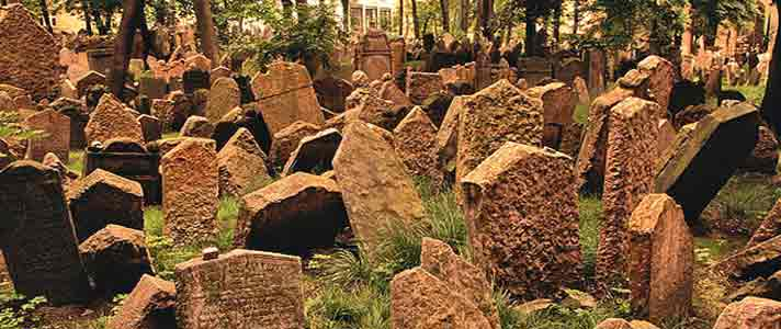 Kuburan Terangker Di Dunia