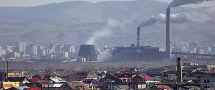 Negara Dengan Tingkat Polusi Tertinggi