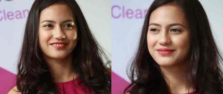 Senyuman Artis Termanis Di Indonesia