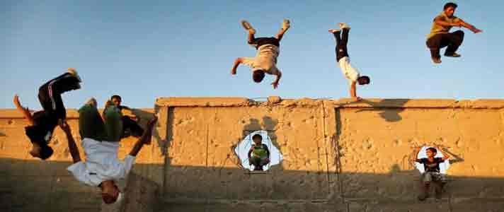 Olahraga Terekstrim Di Dunia