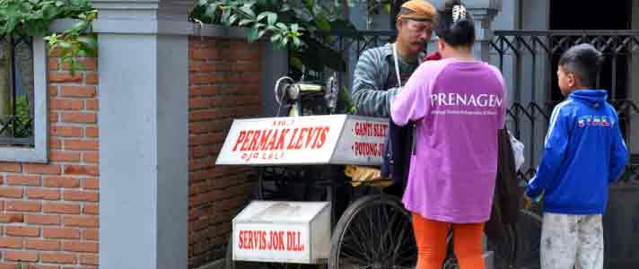 Profesi Unik Yang Hanya Ada Di Indonesia