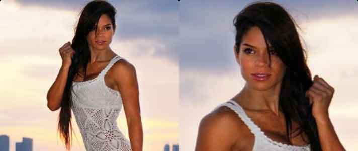 Binaraga Wanita Tercantik Di Dunia