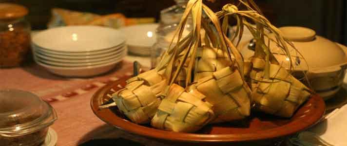 Makanan Khas Lebaran Di Indonesia
