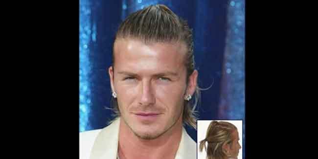 Gaya Rambut David Beckham Dari Masa Ke Masa