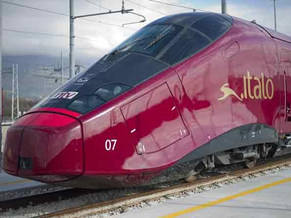 Kereta Api Super Cepat Di Dunia