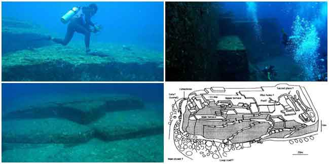 Kota Kuno Yang Tenggelam Di Dasar Laut