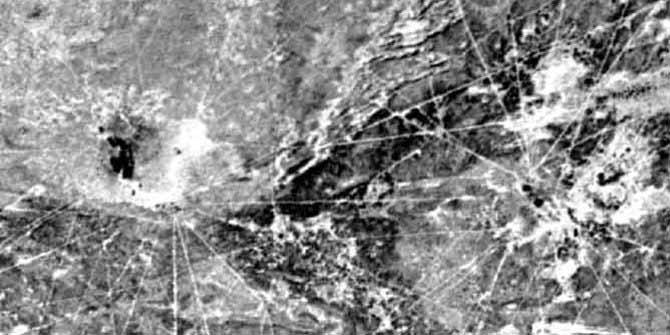 Arkeologi Kuno Paling Misterius Di Dunia