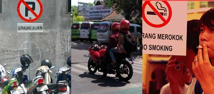 Peraturan-Yang-Sering-Dilanggar-Di-Indonesia