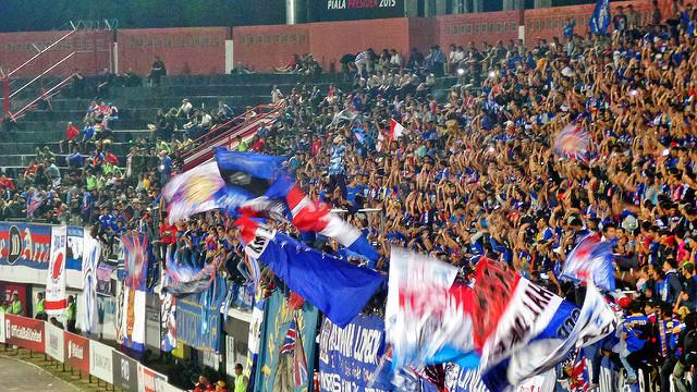 Suporter Terbanyak Di Indonesia
