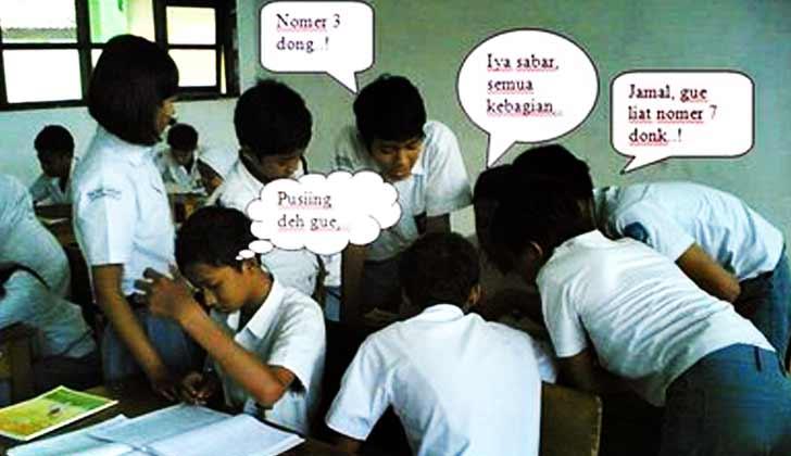 Kenangan Masa SMA