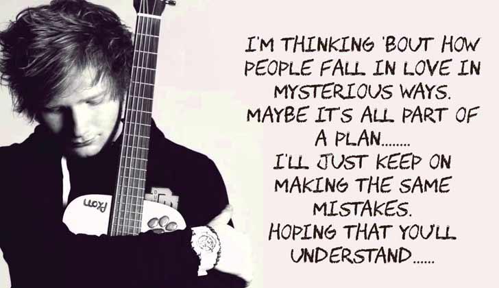 Suara Misterius Dalam Lagu
