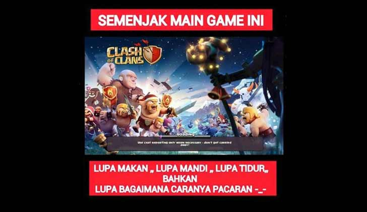 Meme Clash of Clans