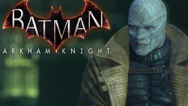 Musuh Batman