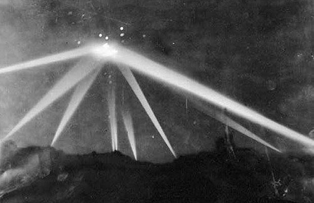 Penampakan UFO Asli