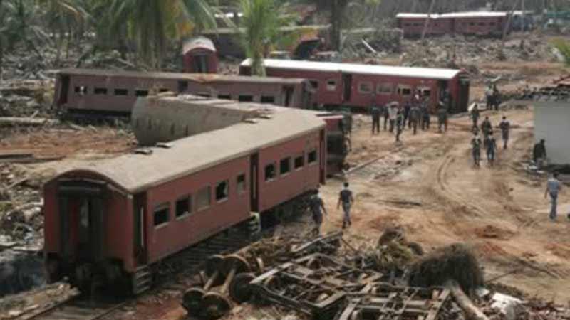Kecelakaan Kereta Api Terparah