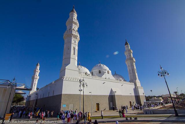 Masjid Tertua di Dunia