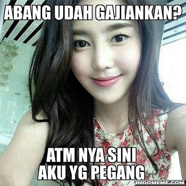 Meme Gajian