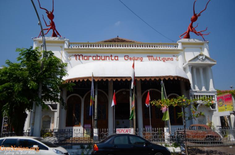 Tempat Angker di Semarang