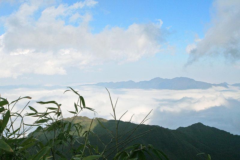 Gunung Tertinggi di Asia Tenggara