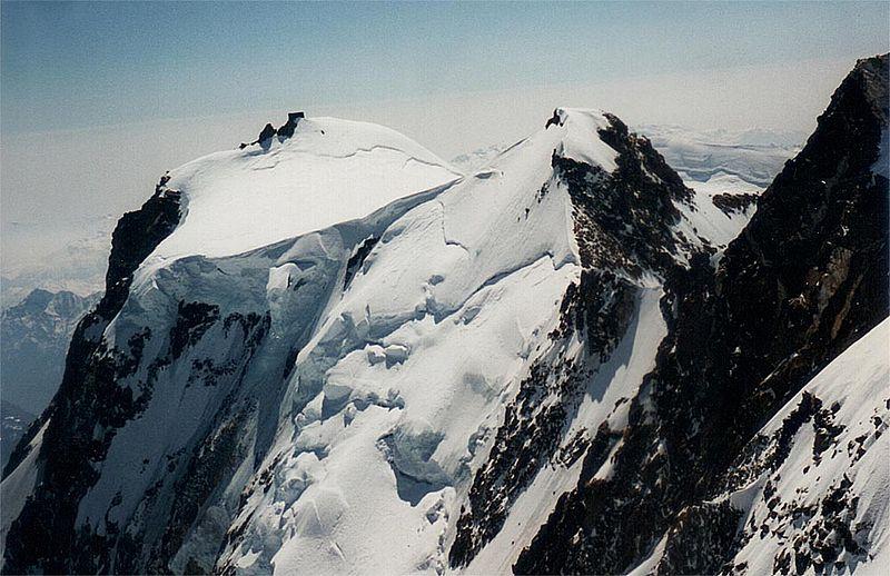 Gunung Tertinggi di Eropa