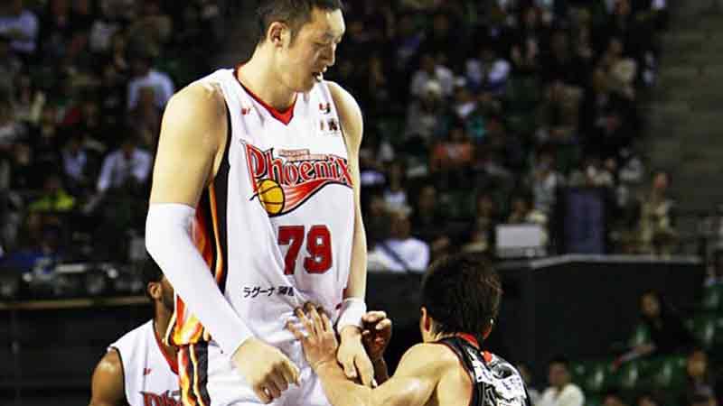 Pemain Basket Tertinggi di Dunia