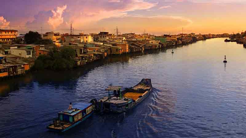 Sungai Terpanjang di Asia Tenggara