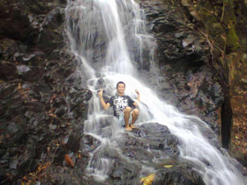 Air Terjun di Kalimantan Barat