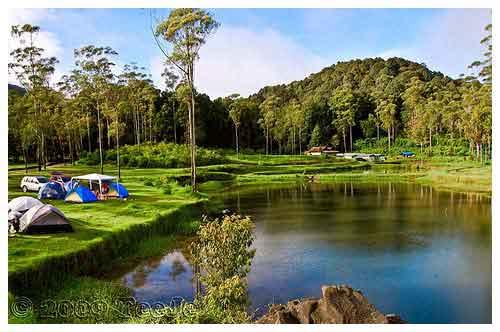 Tempat Wisata Alam di Bandung