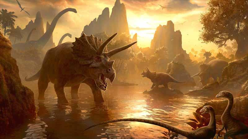 Misteri Dinosaurus