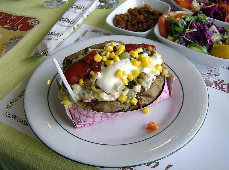 Makanan Khas Turki