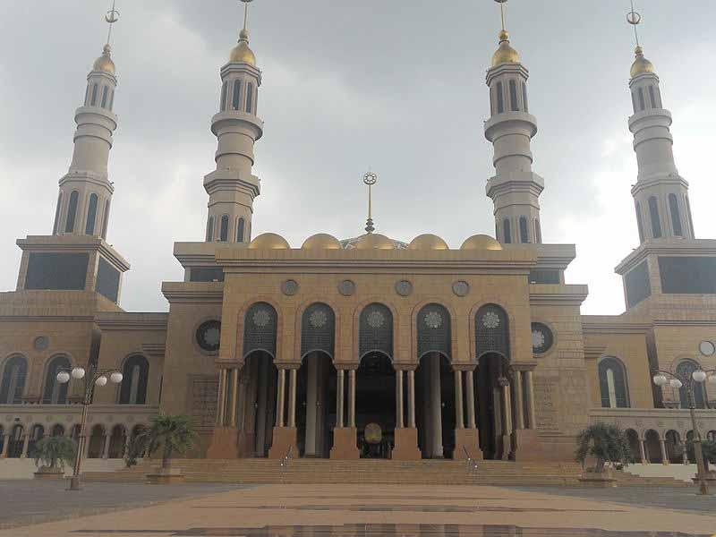 Masjid Terindah di Indonesia
