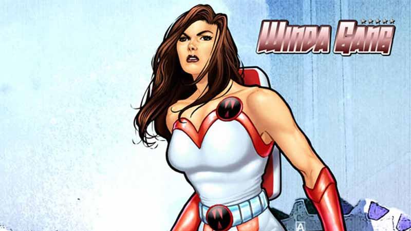 Superhero Wanita Indonesia