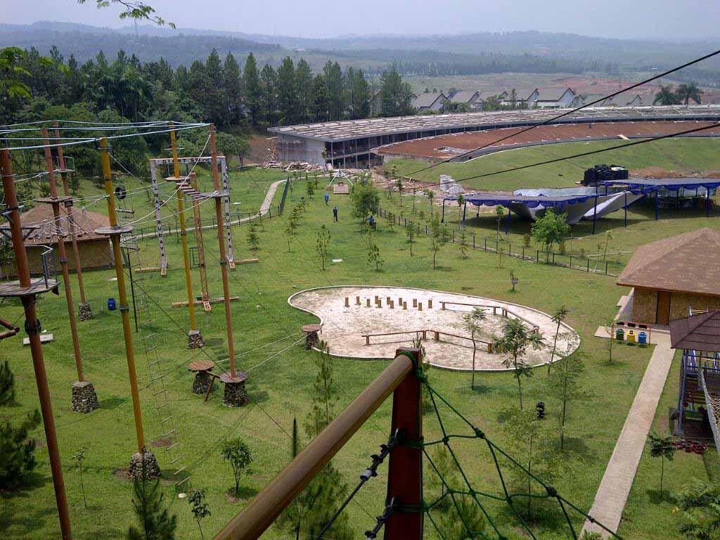 Rekomendasi 6 Tempat Wisata Keluarga Di Kawasan Sentul Bogor