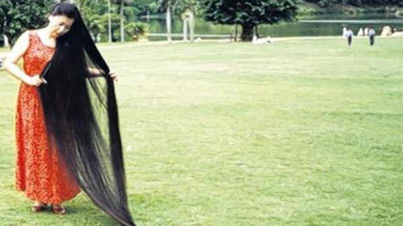 Rambut Terpanjang di Dunia