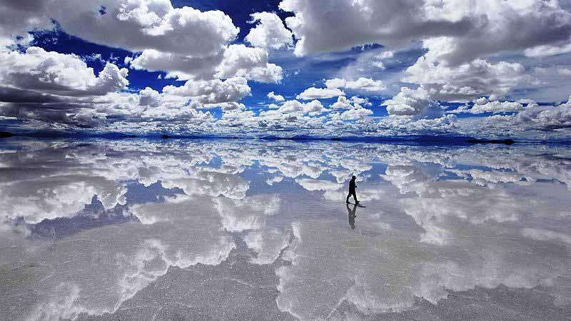 Tempat Terindah di Dunia Seperti Surga